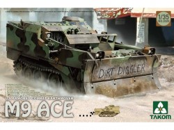 U.S.Armored Combat Earthover M9 ACE