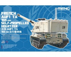 RENCH AUF1 TA 155mm SELF-PROPELLED HOWITZER