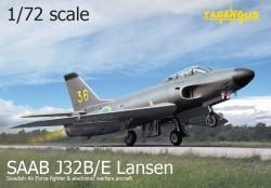 Saab J 32B/E Lansen