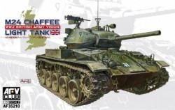 M24 Chaffee tank WW 2 British Army version