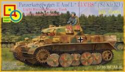 """Panzerkampfwagen II Ausf.L""""Luchs""""(Sdkfz 123Light Reconnaissance Tank"""