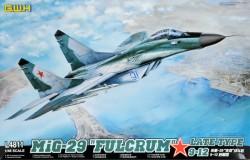 """MIG-29 9-12 """"Fulcrum"""" Late Type"""