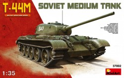 T-44 M Soviet Medium Tank