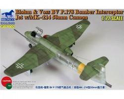 Blohm & Voss BV P.178 Bomber Interceptor Jet w/MK-214 50mm Cannon