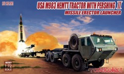 USA M983 HEMTT Tractor with Pershing Ⅱ Missile Erector Launcher