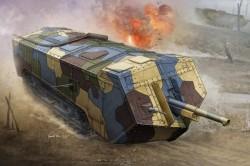 French Saint-Chamond Heavy Tank-Medium
