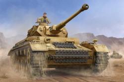 German Pzkpfw IV Ausf.F2 Medium Tank