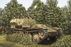 German 2cm Flak 38 Pz.Kpfw.38 (t)