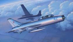 Soviet Su-9U Maiden