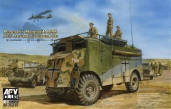 AEC Armoured Commander Car of Rommel-Mam Mammoth (DAK)