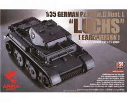 "GERMAN Pz.Kpfw.II Ausf.L""LUCHS"" (Early version)"