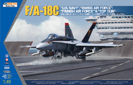 F/A-18C US Navy,Swiss AirForce,Finnish A AirForce & Topgun