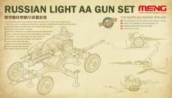 Russian Light AA Gun Set