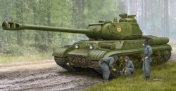 Soviet JS-2M Heavy Tank-Early