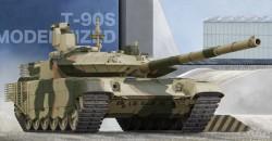 Russian T-90S Modernise