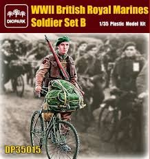 British Royal Marines Soldier Set B