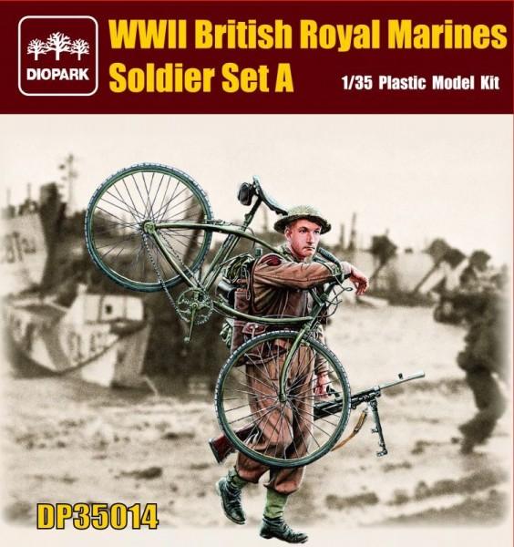 British Royal Marines Soldier Set A