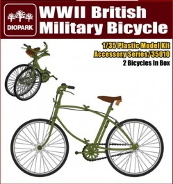 WWII British Military Bicycle