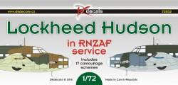Lockheed Hudson in RNZAF service
