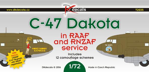 C-47 Dakota in RAAF and RNZAF service