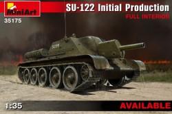 SU-122 (Initial Production)/Full Interior