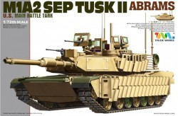 U.S M1A2 Tusk II Abrams MBT