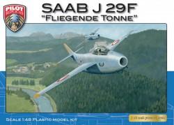SAAB J29F Austrian
