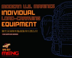 Modern U.S.Marines Individual Load-Carry Carrying Equipment (Resin)