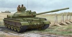 Russian T-62 BDD Mod.1984 (Mod.1962modif modification)