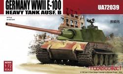 Germany WWII E-100 Heavy Tank Ausf. B tank