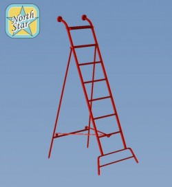 Ladders for MiG-21 late