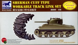 Sherman Cuff Type Workable Track LinkSet
