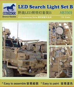 LED Search Light Set B.