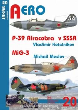Aero 20 - P-39 Airacobra v SSSR , MiG-3