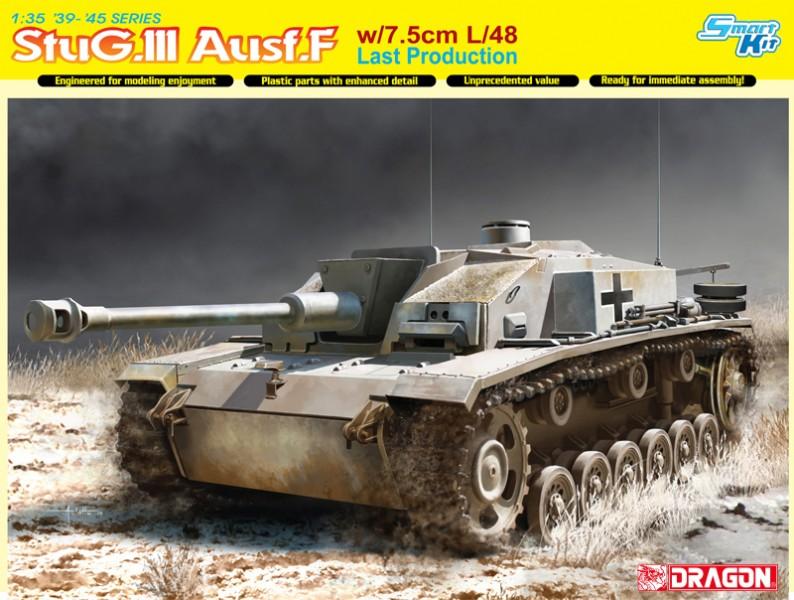 StuG.III Ausf.F w/7.5cm L/48 Last Production