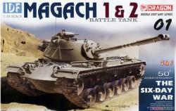 IDF Magach 1 & 2 (2 in 1)