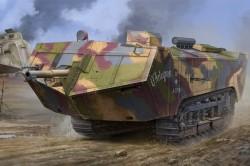 French Saint-Chamond Heavy Tank-Late