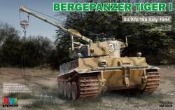 Bergepanzer Tiger I Sd.Kfz.185 Italy 1944