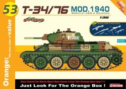 T-34/76 Mod.1940 + GEN2 Soviet Infantry Weapons