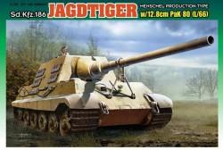 Jagdtiger w/12.8cm PaK.80 (L/66)