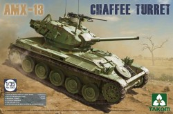 French Light Tank AMX-13 Chaffe Turret in Algerian War(1954-1962)
