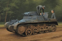 German Panzer 1Ausf A Sd.Kfz.101(Early/ Late Version)