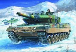 German  Leopard  2  A5/A6  tank