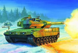 Swedish Strv.122  Tank