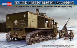 M4 HIGH SPEED TRACTOR(3-in./90mm)