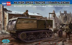 M4 High Speed Tractor(155mm/8-in./240mm)