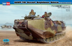 AAVP-7A1 Assault Amphibious Vehicle (w/mounting bosses)