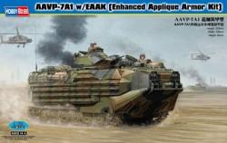 AAVP-7A1 w/EAAK Enhanced Appliqué Armor Kit