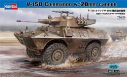 V-150 Commando w/20mm cannon