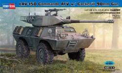LAV-150 Commando AFV Cockerill 90mm Gun